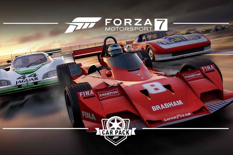 بسته الحاقی March Car Pack بازی Forza Motorsport 7 منتشر شد