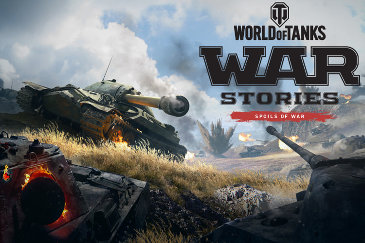بسته Spoils of War بازی World of Tanks منتشر شد