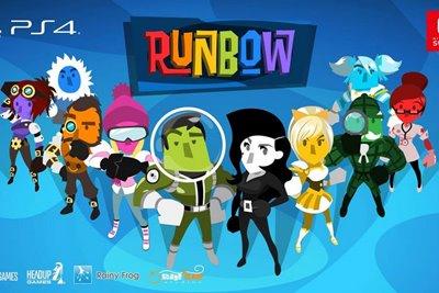 تاریخ انتشار بازی Runbow برای پلی استیشن 4 و سوییچ