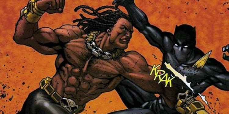 Erik Killmonger vs Black Panther