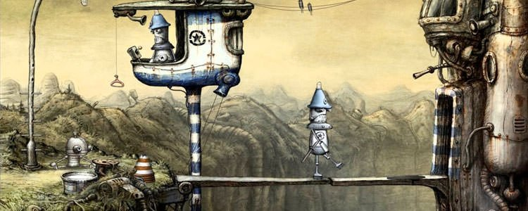 بازی Machinarium