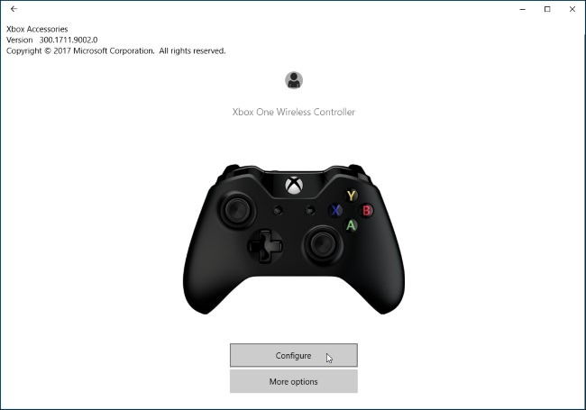 remap xbox one controller 3