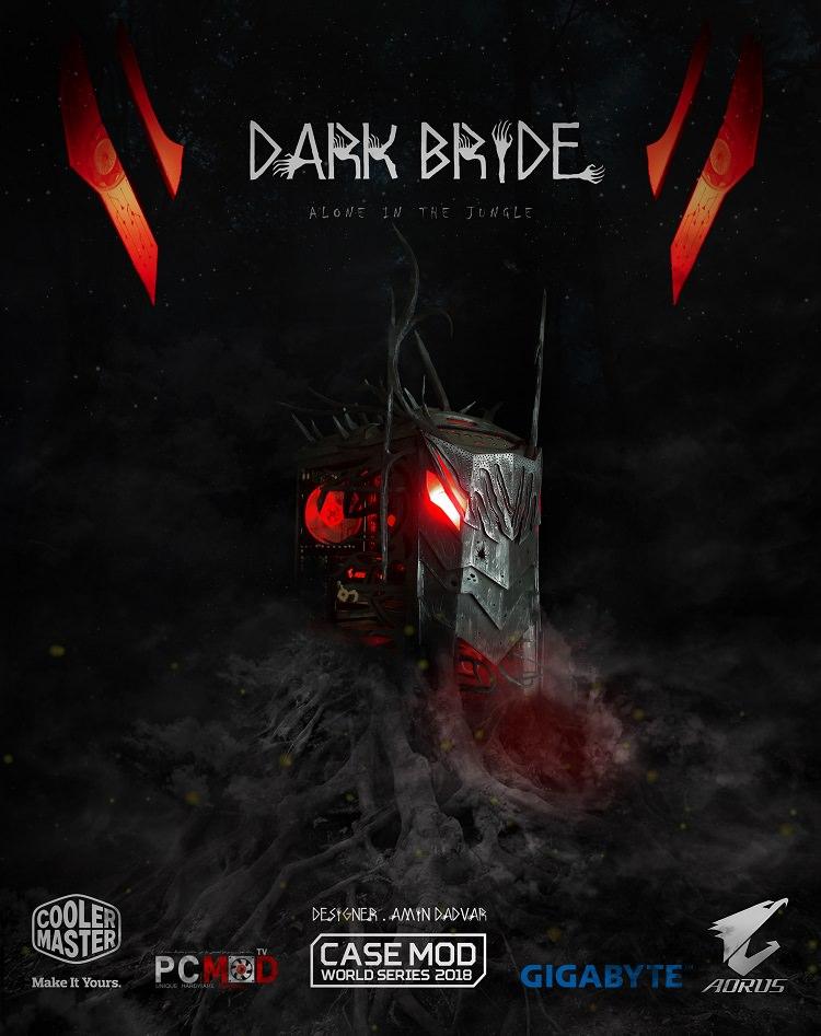 کیس عروس تاریکی کولر مستر