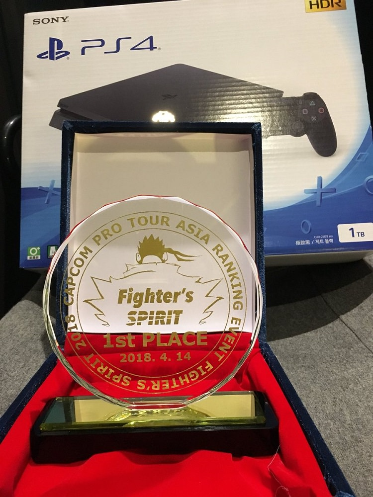 fighters spirit 2018