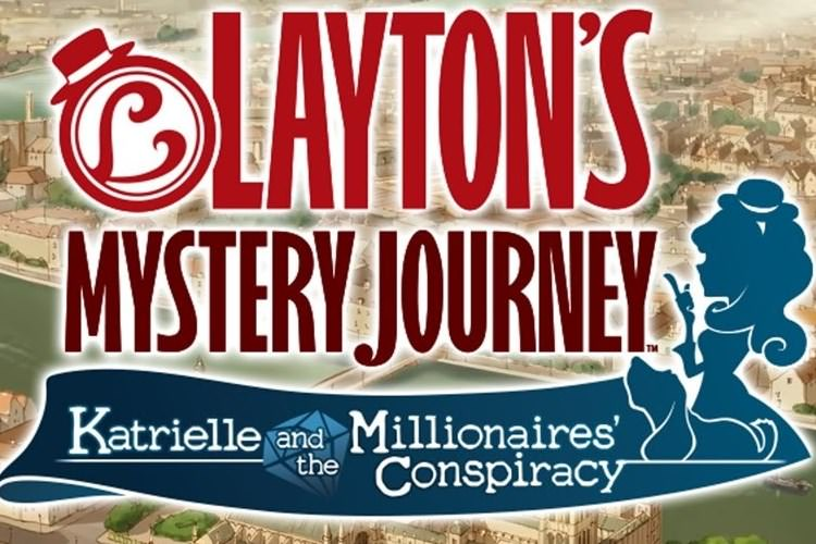 نسخه نینتندو سوییچ بازی Layton's Mystery Journey: Katrielle and The Millionaires' Conspiracy  معرفی شد