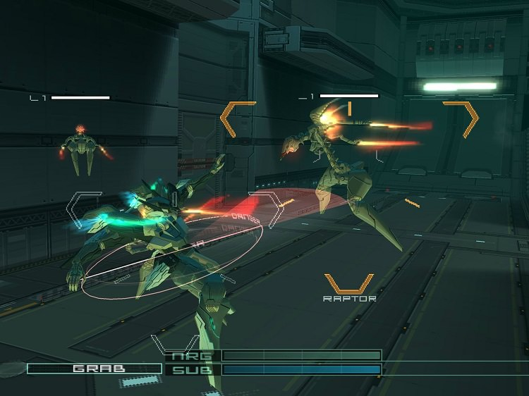 بازی Zone of the Enders: The 2nd Runner