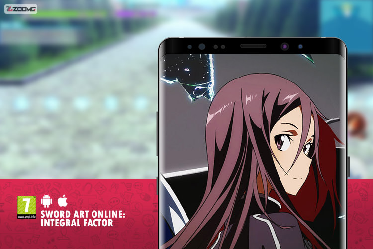 معرفی بازی موبایل Sword Art Online: Integral Factor