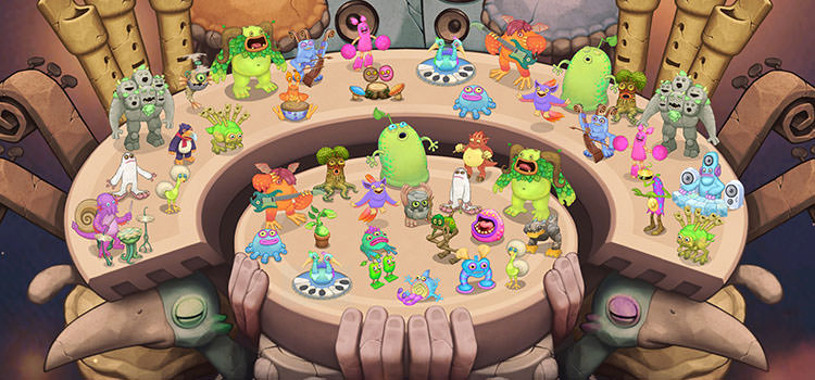 My Singing Monsters Composer بازی اندروید و آیفون