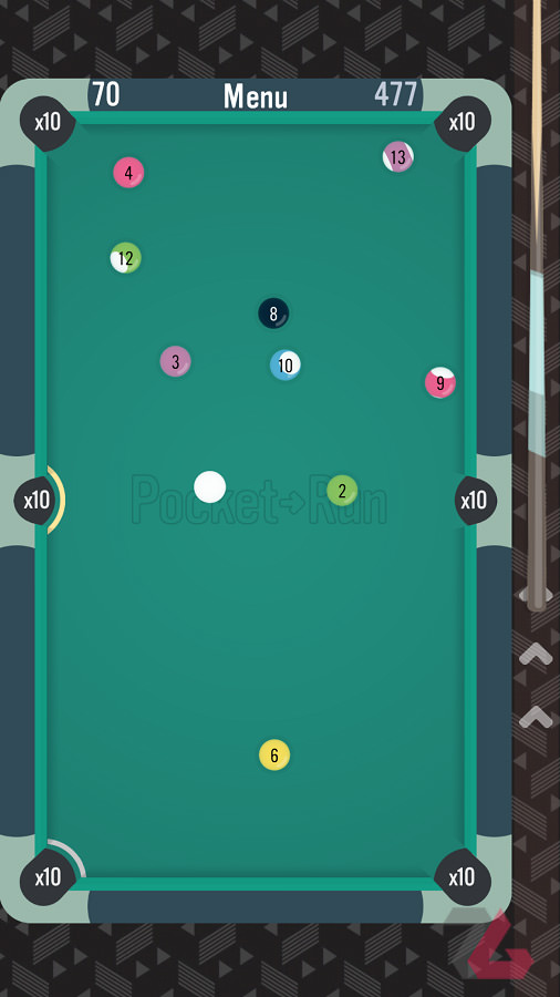 بازی Pocket Run Pool