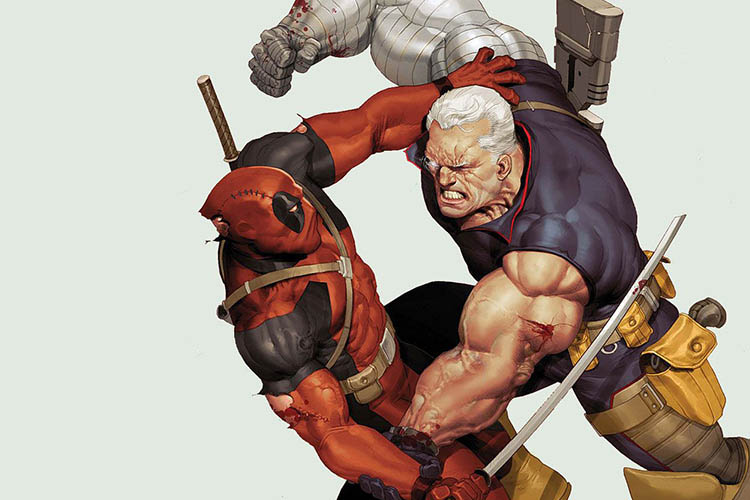 deadpool - cable