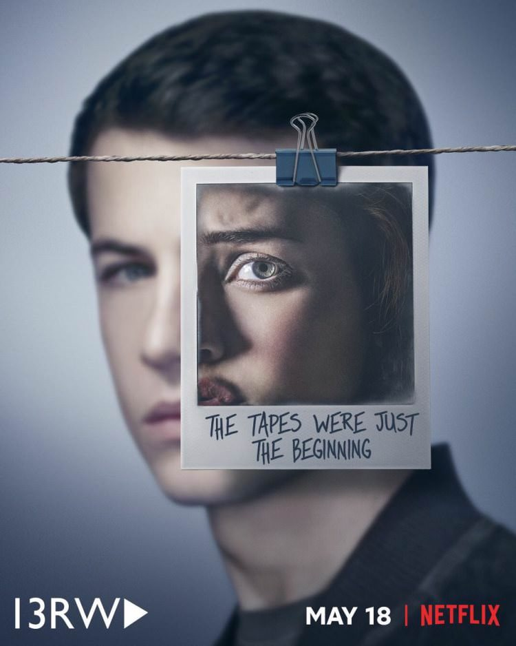 Thirteen Reasons Why Poster