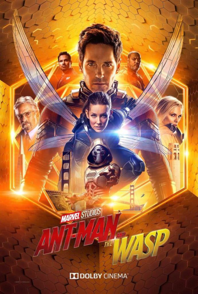 Ant-Man and The Wasp Dolby Poster