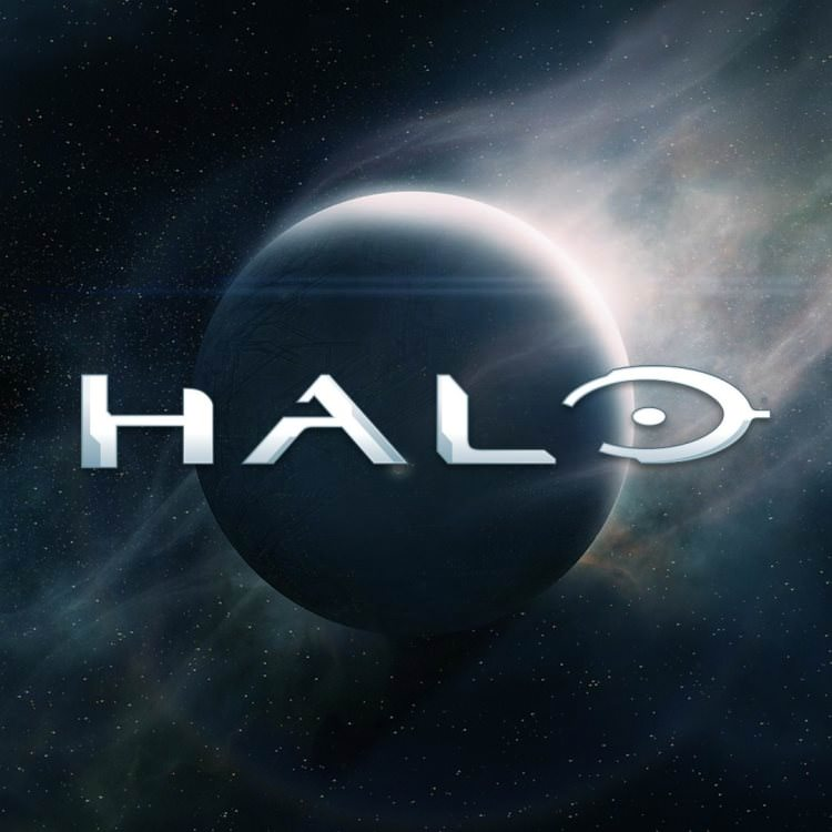 Halo TV Series Logo