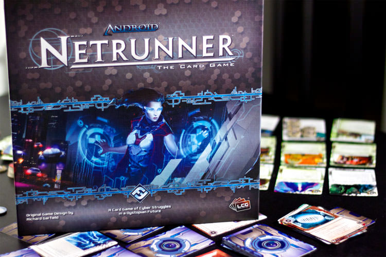 فروش بازی کارتی Android: Netrunner به زودی متوقف میشود