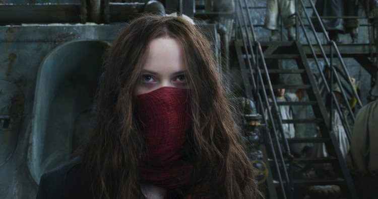 New Mortal Engines Image