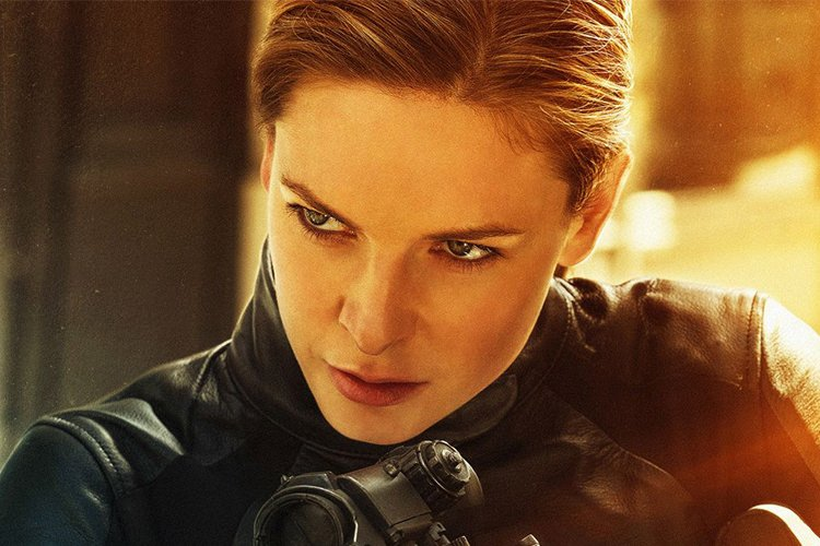 Rebecca Ferguson in Mission Impossible: Fallout