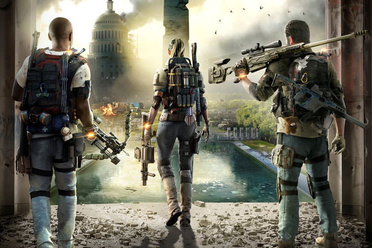 بتای بازی The Tom Clancy's The Division 2 معرفی شد [E3 2018]