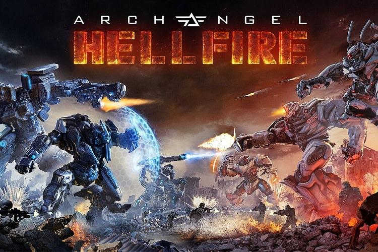 ویدیو روند توسعه بازی Archangel: Hellfire با ابزار Oculus Medium