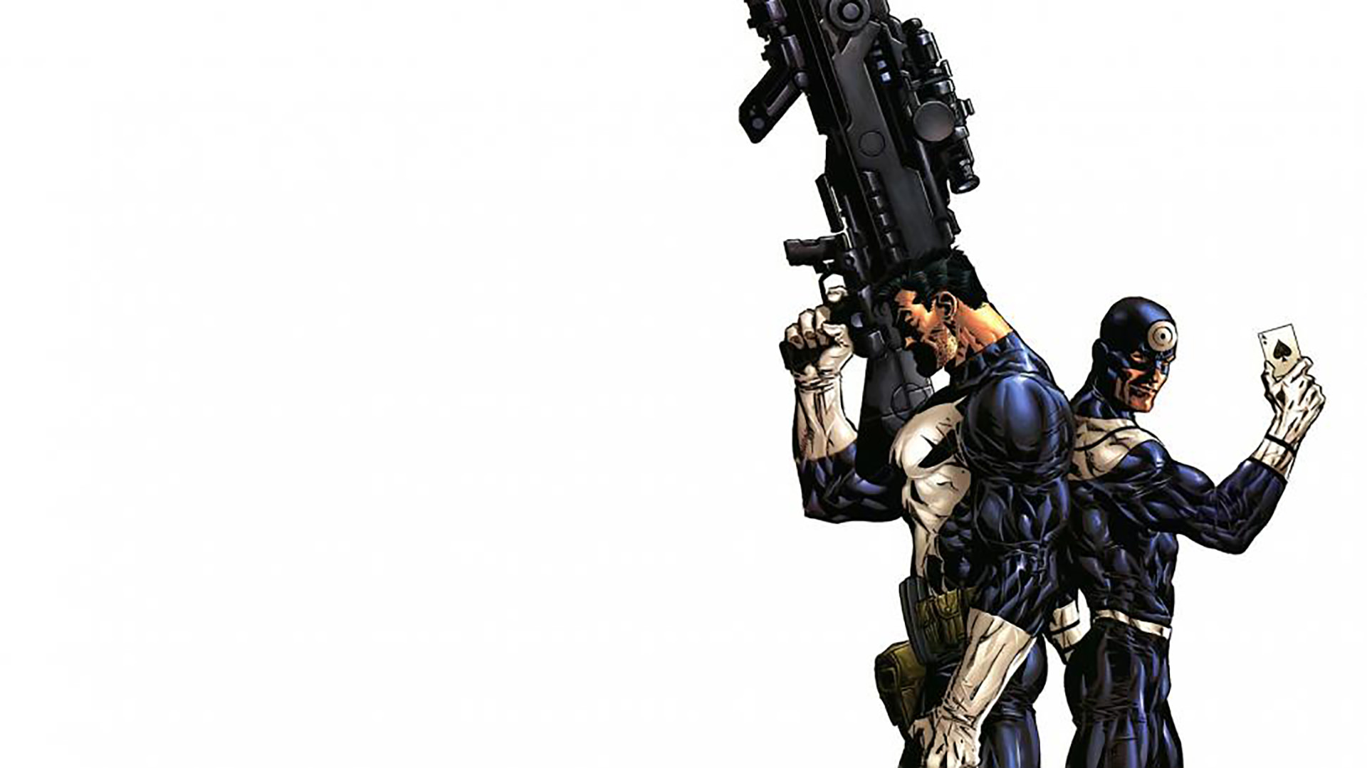 punisher - bullseye