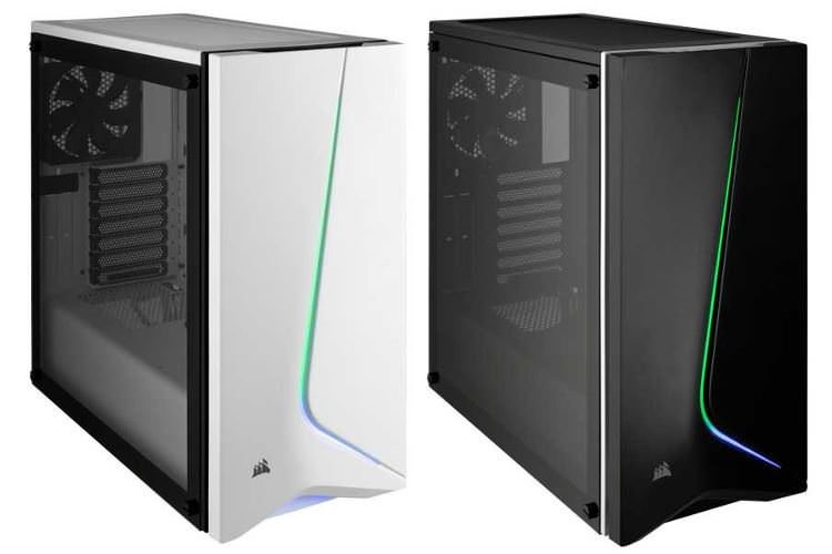 Corsair Carbide Series SPEC-06 RGB Case