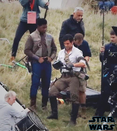 Star Wars: Episode IX BTS Photos