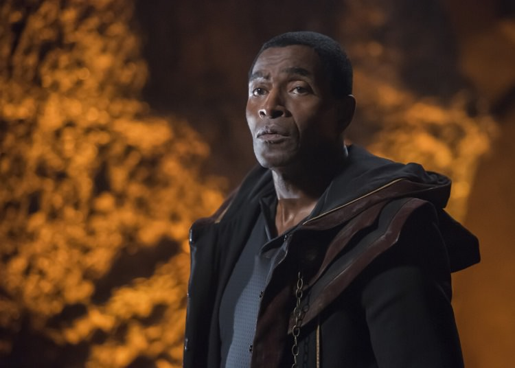 Carl Lumbly in Supergirl