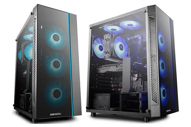 کیس Deepcool MATREXX 55 عرضه شد