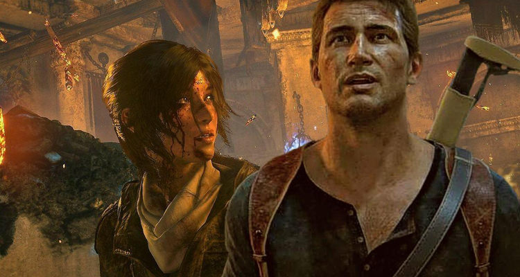 Uncharted And Tomb Raider