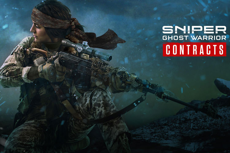 بازی Sniper: Ghost Warrior Contracts معرفی شد