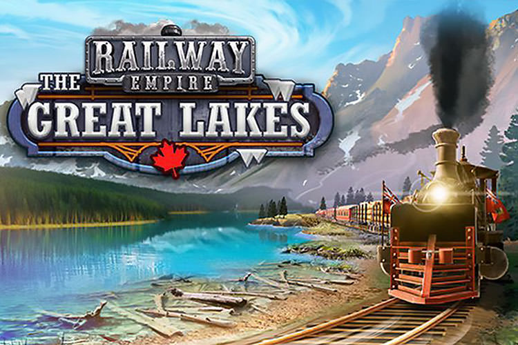 بسته The Great Lakes بازی Railway Empire منتشر شد