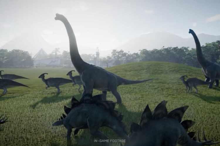 آپدیت جدید بازی Jurassic World: Evolution آن را چالشبرانگیزتر از قبل میکند