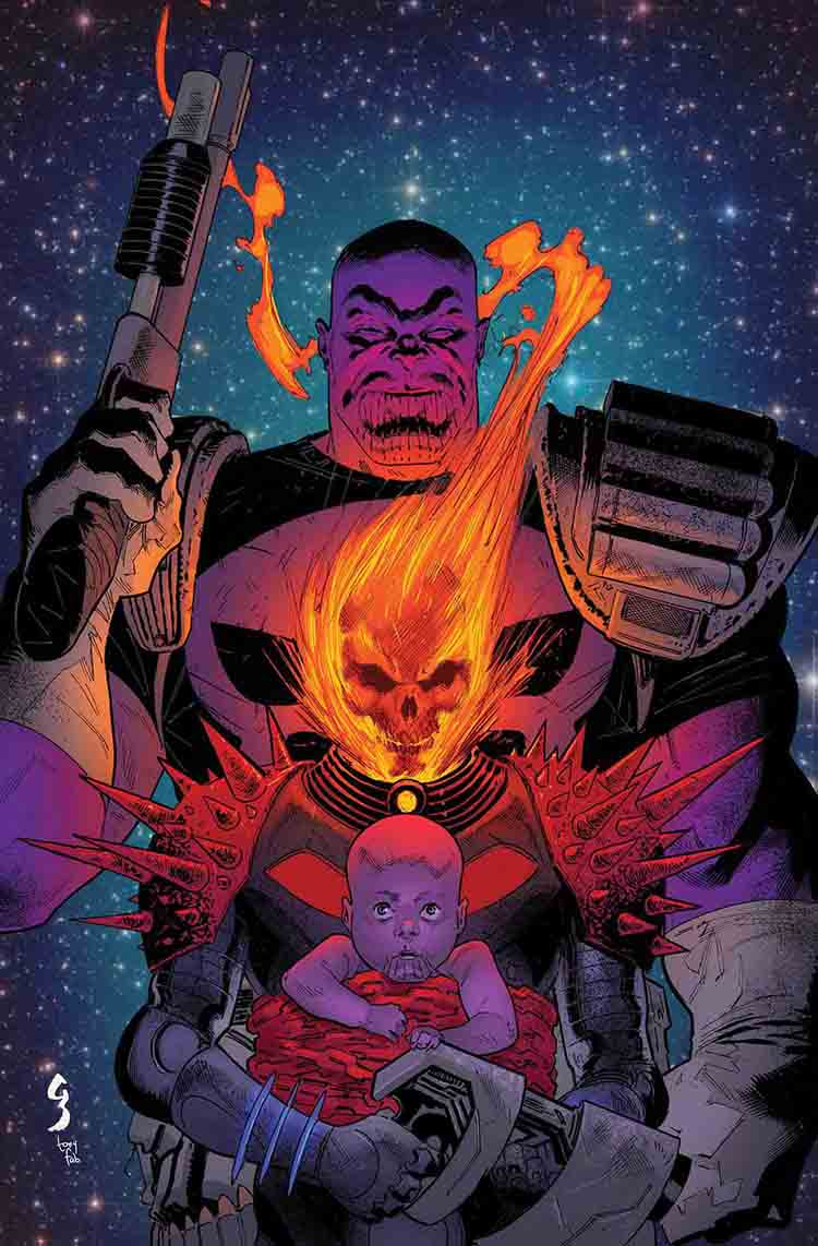 thanos - punisher