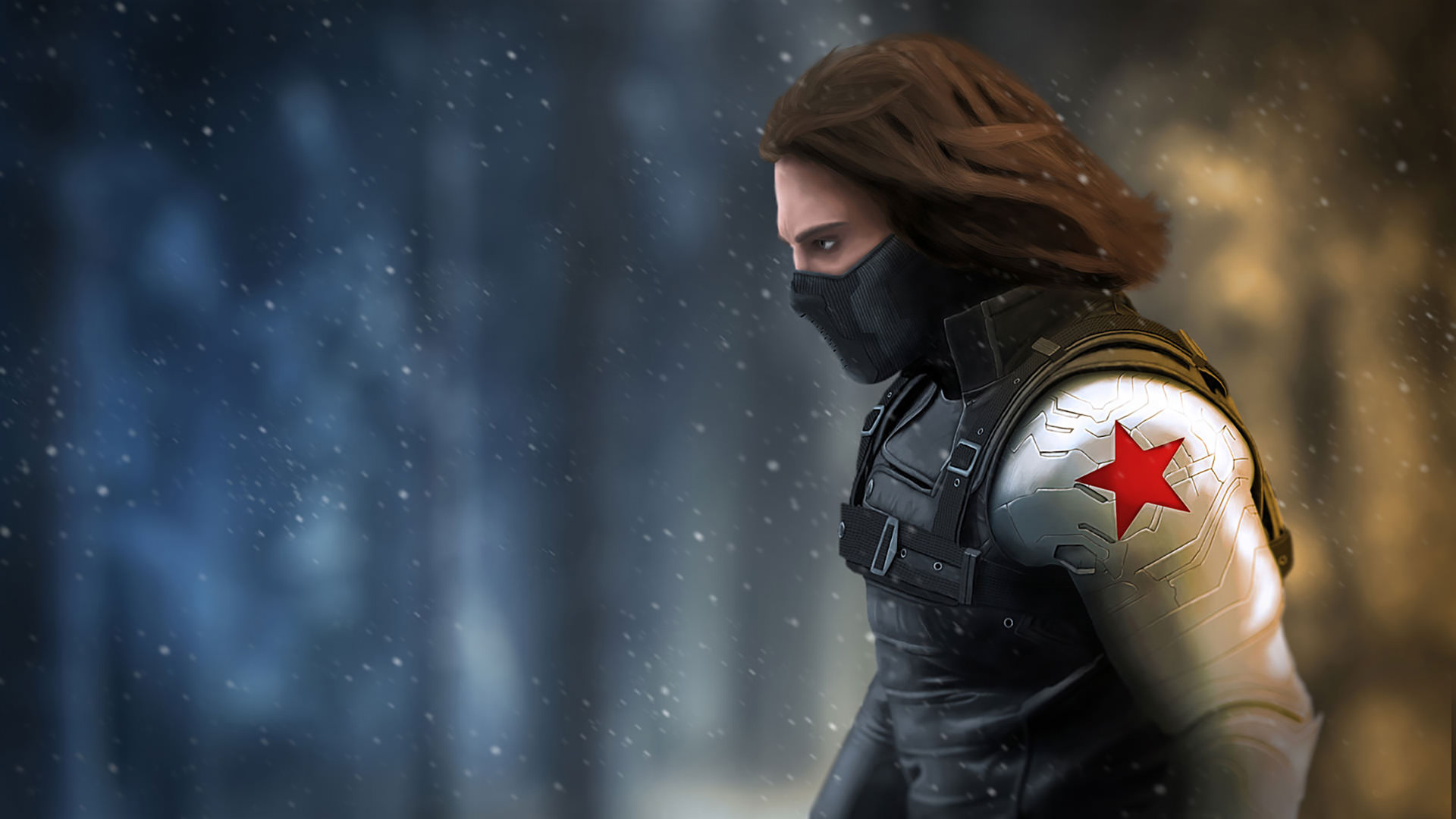 bucky barnes - winter soldier