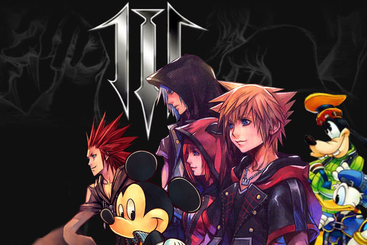 حجم بازی Kingdom Hearts III مشخص شد
