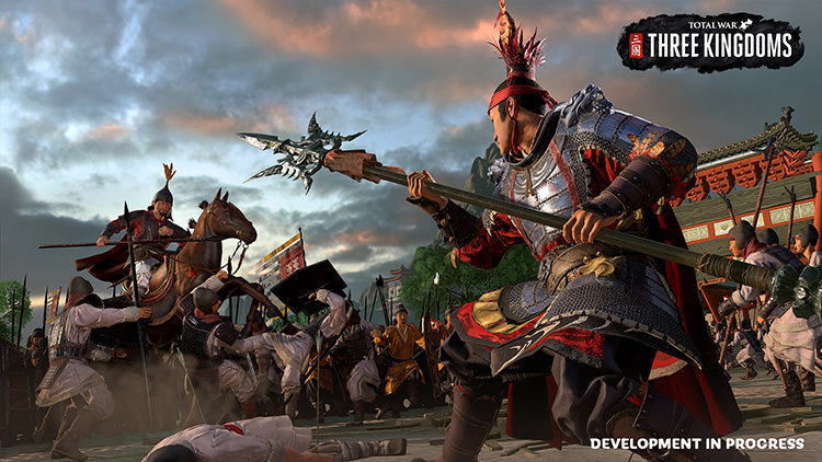 بازی Total War: Three Kingdoms