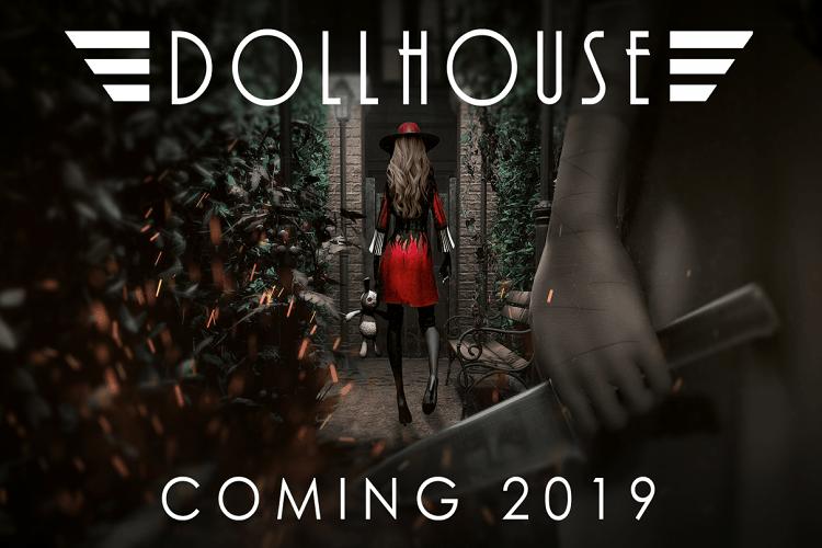 بازی Dollhouse تا پایان 2019 از راه میرسد؛ باکس آرت نسخه پلی استیشن 4 بازی منتشر شد