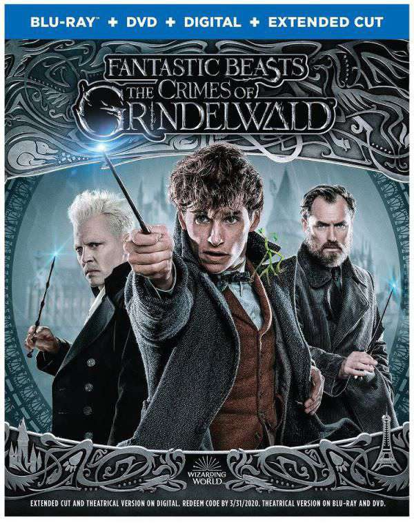 Fantastic Beasts: The Crimes of Grindelwal