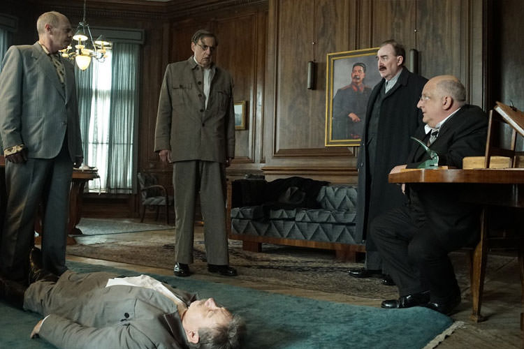 فیلم Death of Stalin