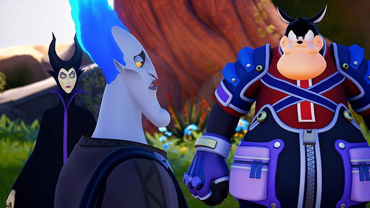 Kingdom Hearts 3 / کینگدم هارتس 3