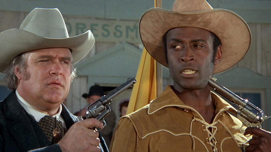 فیلم کمدی Blazing Saddles