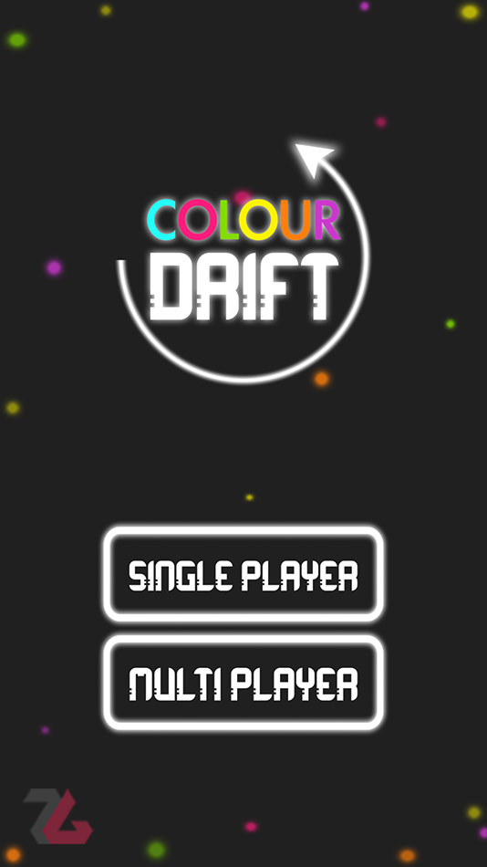 بازی Colour Drift
