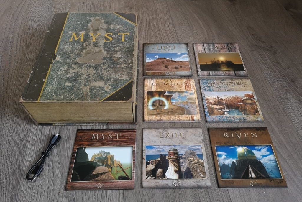 Myst: The 25th Anniversary Collection
