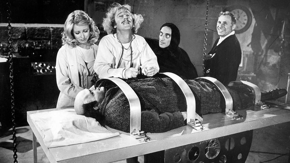 فیلم کمدی Young Frankenstein