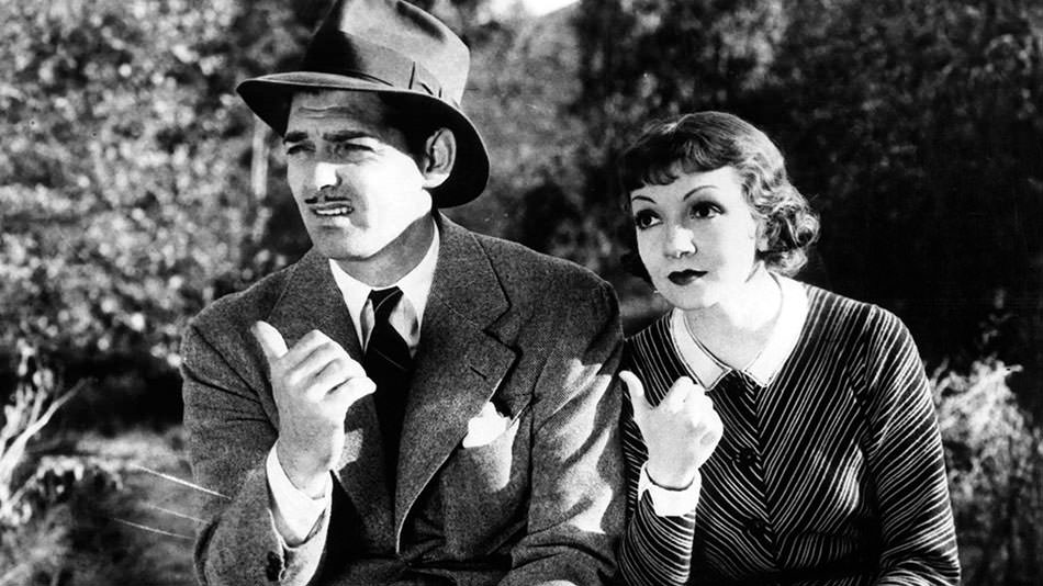 فیلم کمدی It Happened One Night