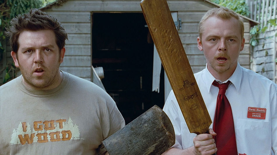 فیلم کمدی Shaun of the Dead