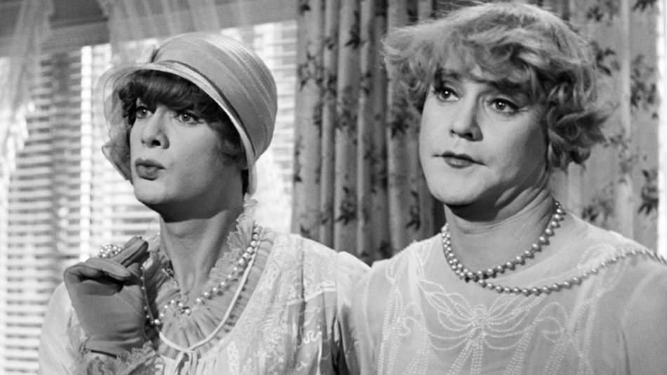 فیلم کمدی Some Like It Hot