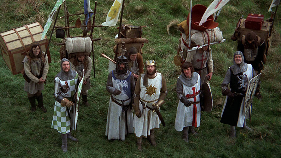 فیلم Monty Python and the Holy Grail
