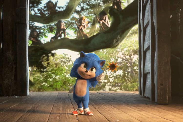 فیلم Sonic the Hedgehog