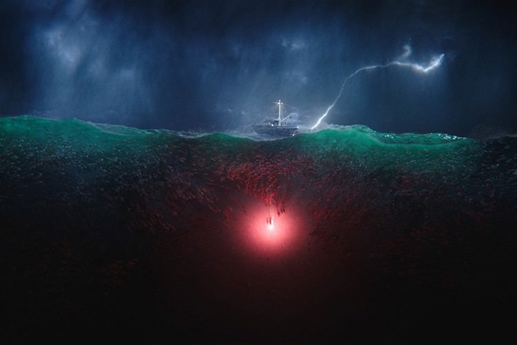 The Trench in Aquaman