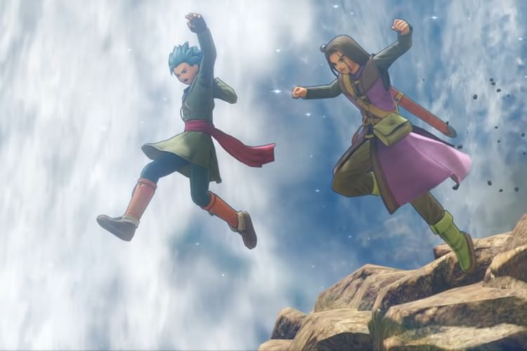 دموی بازی Dragon Quest XI S: Echoes of an Elusive Age – Definitive Edition به زودی منتشر می‌شود